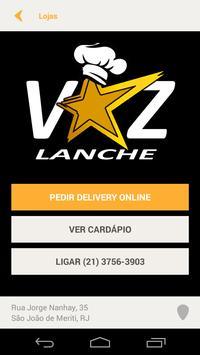 Vaz Lanche screenshot 1