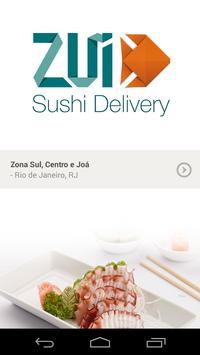 Zui Sushi poster