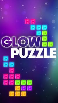 💎 GLOW JEWEL - BLOCK PUZZLE MANIA poster