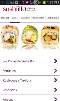 Sushi Itto poster