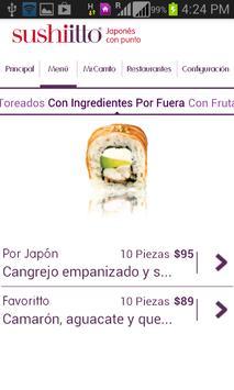 Sushi Itto screenshot 1