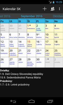 kalendar sk Kalendár SK APK Download   Free Tools APP for Android | APKPure.com kalendar sk