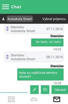 Autoškola - žiak apk screenshot