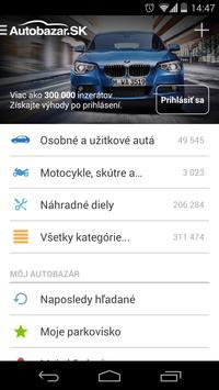 Autobazar.sk poster