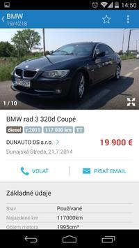Autobazar.sk apk screenshot
