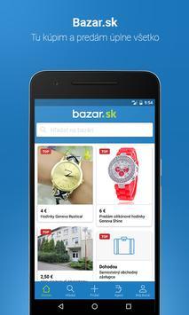 Bazar.sk poster