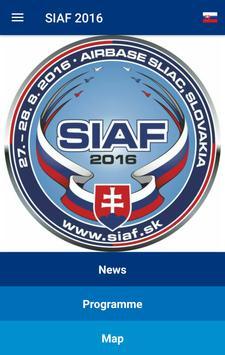 SIAF poster