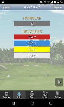 Golf Club Domat/Ems screenshot 3