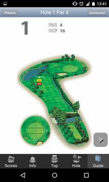 Golfclub Entfelden screenshot 6