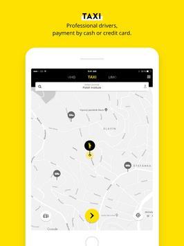 HOPIN - taxi, limo, bus screenshot 7