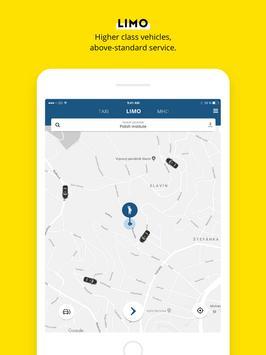 HOPIN - taxi, limo, bus apk screenshot