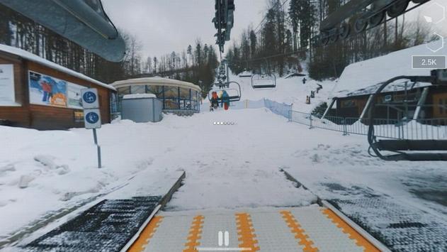 SnowParadise VR Experience apk screenshot