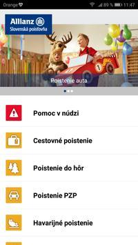 Allianz – Slovenská poisťovňa apk screenshot