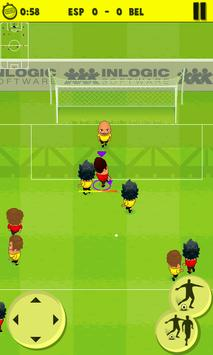 Super Pocket Soccer 2015 poster