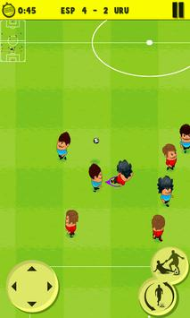 Super Pocket Soccer 2015 screenshot 1