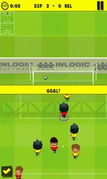 Super Pocket Soccer 2015 screenshot 3
