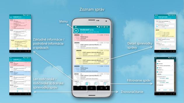 TldNark mobile poster