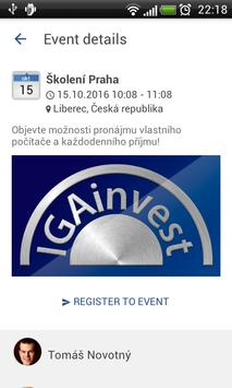 IGAinvest apk screenshot