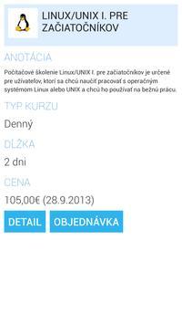 IT LEARNING: Last minute kurzy apk screenshot
