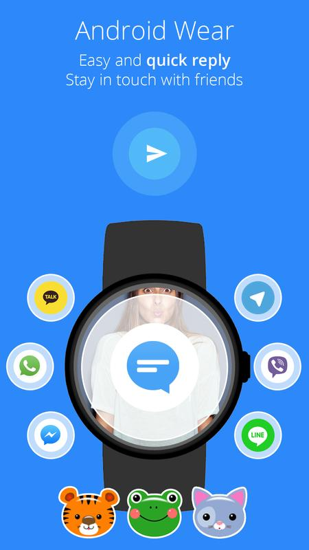 descargar messages for android wear full apk