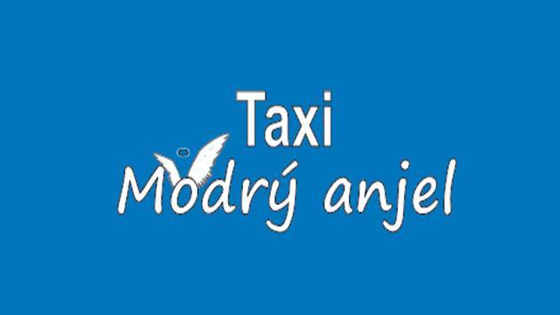 Modrý Anjel Taxi poster