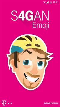 S4GAN Emoji poster