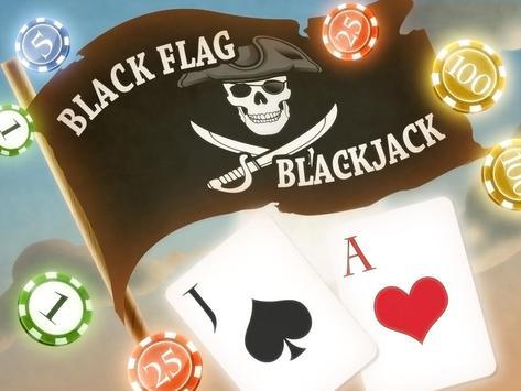 Pirate's Blackjack Classic 21+ poster