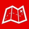 Norgeskart иконка