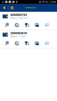 Poštová karta apk screenshot