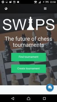 SWIPS Chess Tournament Manager poster