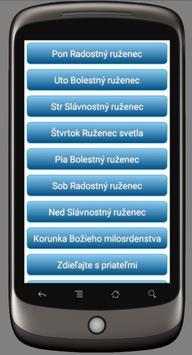 Ruženec Audio Slovensky screenshot 2