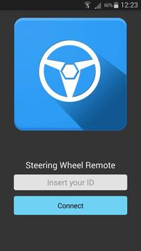 Steering Wheel Remote poster