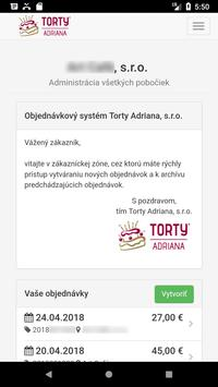 Torty Adriana screenshot 2