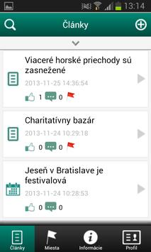 Trencianske Teplice - Tourist apk screenshot
