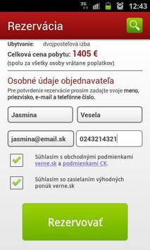 Dovolenka online screenshot 8