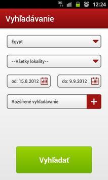 Dovolenka online screenshot 3