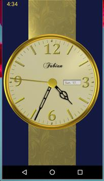 Gold Clock screenshot 1