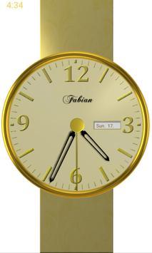Gold Clock screenshot 2