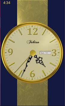 Gold Clock screenshot 3