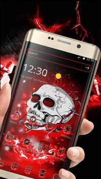 Red Skull poster