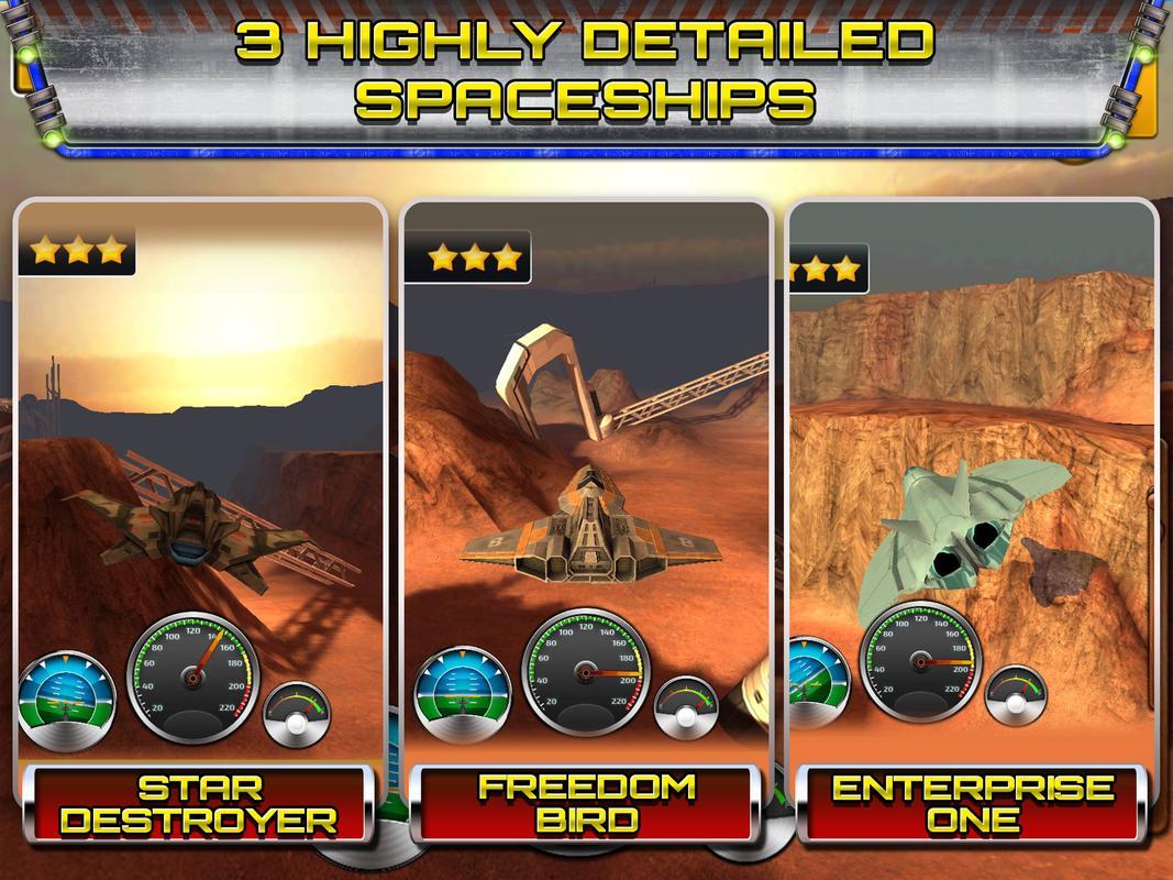 Spaceship 3d landing simulator apk spaceship 3d for 3d room simulator