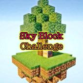 Sky Block challenge minecraft pe icon