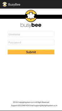 BusyBee poster