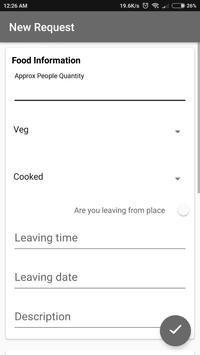 fuDonations: Donate food screenshot 3