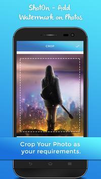 ShotOn - Add Watermark On Photos screenshot 4