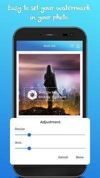 ShotOn - Add Watermark On Photos screenshot 2