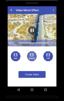 Video Mirror Effect apk screenshot