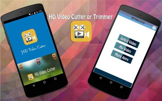 HD Video Cutter : Trimmer poster