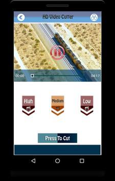 HD Video Cutter : Trimmer apk screenshot