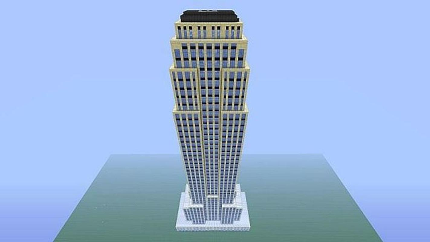 Skyscraper ideas minecraft apk download free puzzle - Minecraft hochhaus ...